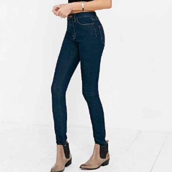 Urban Outfitters Pants - Urban Outfitters BDG Twig High-Rise Denim